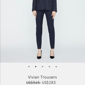 Stella McCartney | Vivian Wool Trousers